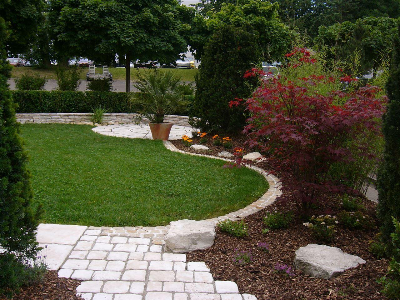 Serena gartenbau uster for Gartengestaltung 20 qm
